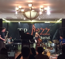 Road to TP Jazz Festival 2016: Energetic Zen Quartet